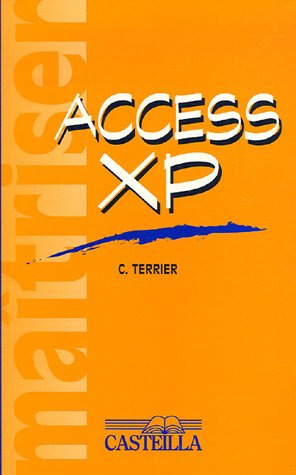 Maitriser Access XP
