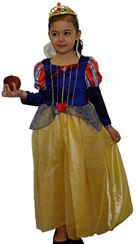 Schneewittchen - Snow White - Disney Kostüm Karneval Crystal kollektion CA9433