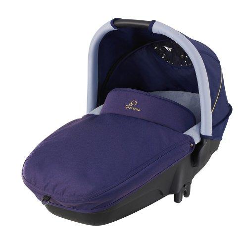 Quinny 74904830 -  Dreami, Kinderwagenaufsatz passend für Quinny Senzz, purple kate
