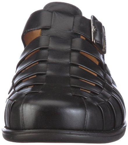 Ganter Greg Weite G 1-257241-0100, Chaussures homme Noir - V.6