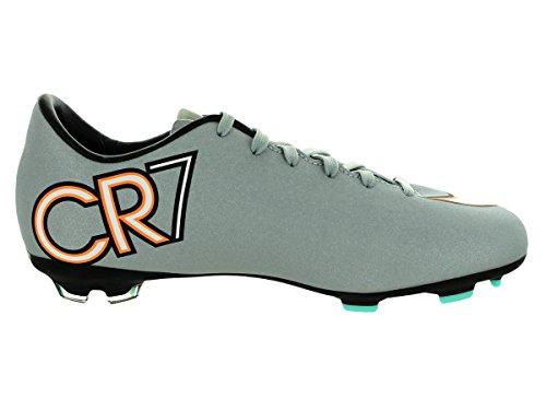 Nike Mercurial Victory V Cr Fg, Chaussures de Football Compétition mixte enfant gris clair