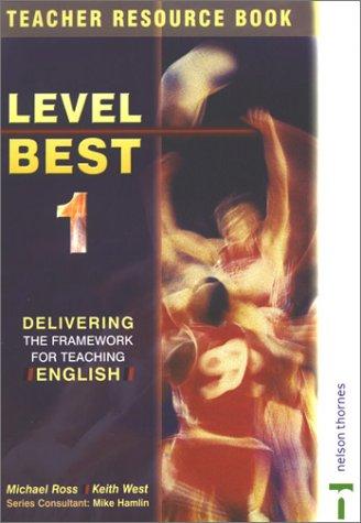 Level Best 1: Teacher Resource Book