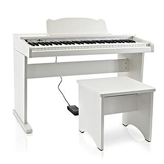 JDP-1 Junior-Digitalpiano von Gear4music weiß