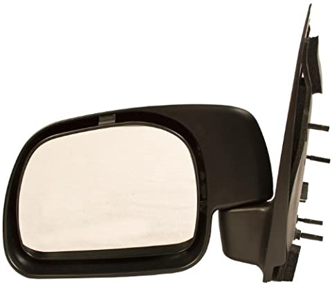 OE Replacement Ford Excursion/Super Duty Driver Side Mirror Outside Rear View (Partslink Number FO1320209)