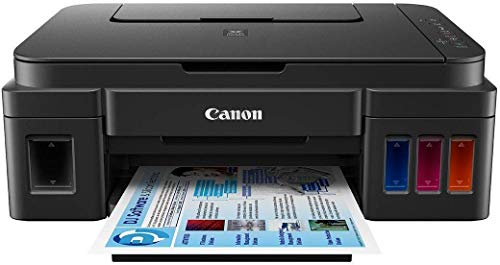 Canon Pixma G3000 All-in-One Wireless Ink Tank Colour Printer 1