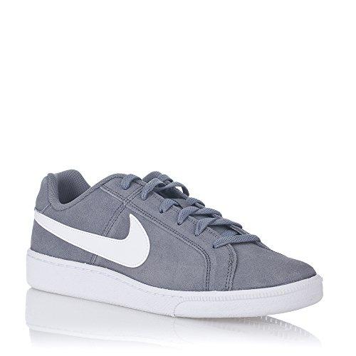 NikeCourt Royale - Scarpe da Ginnastica Basse Uomo , Grigio (Gris (Cool Grey/White)), 45