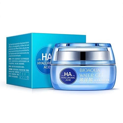 Gesichtscreme, 50ml Feuchtigkeitscreme Die beste Anti-Falten-, Anti-Flecken Feuchtigkeits- und Feuchtigkeitscreme für das Gesicht Verjüngt Ihre Haut für Frauen