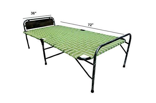 PARVESH Smart Niwar Folding Bed Size 36