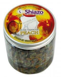 Pêche 250 g shiazo granulés minéraux sans nicotine substitut au tabac