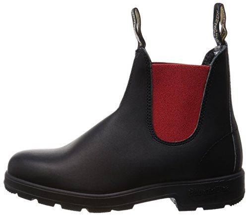 BLUNDSTONE 508 Chelsea boots Black Red