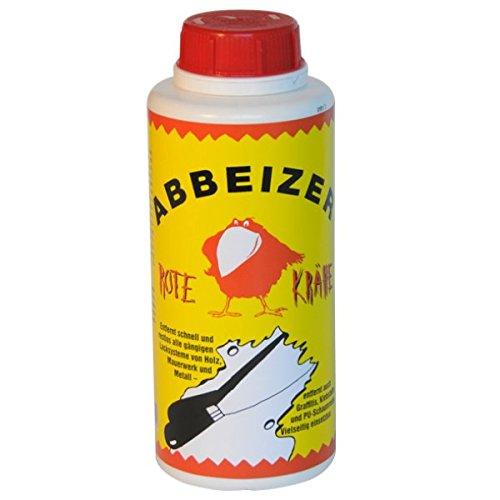 ADLER Abbeizer Rote Krähe 2,5l Lackentferner Abbeizmittel