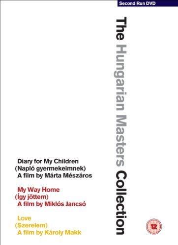 The Hungarian Masters Collection [3 DVD Box Set] (Szerelem / Így jöttem / Napló gyermekeimnek) (Love / My Way Home / Diary for My Children) [UK Import, keine deutsche Sprache]