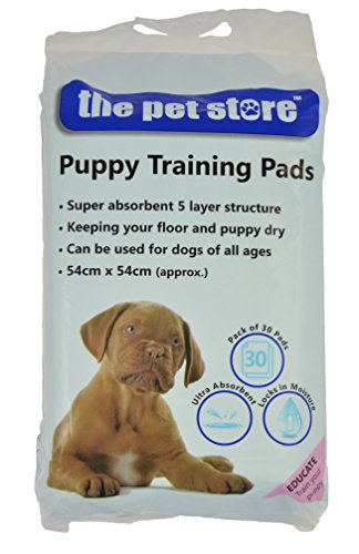 Pet Store Trainingsunterlagen für Welpen, 30Stück