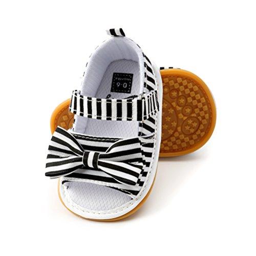 Sandalias de Bebé Niña con Bowknot