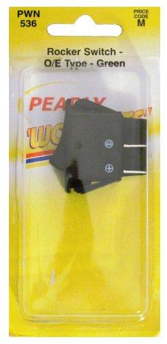 Pearl PWN536 - Interruptor tipo O/E con piloto verde