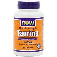 Taurine, Double Strength, 1000 mg, 100