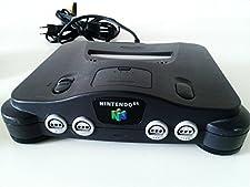 Console Nintendo 64 PAL completa