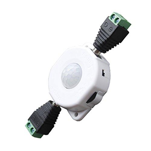 YoungerY Interruptor automático Sensor Detector Movimiento