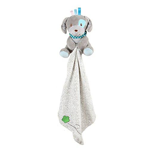 INCHANT reizender Plüsch Decken - Baby seidig weich Fleece Werfen Sicherheit Blankie, Kleinkind Plushy Tröster Blanket Spielzeug, Welpe