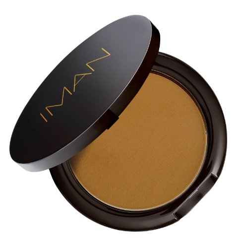 IMAN Luminous Foundation Clay 4