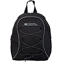 Mountain Warehouse Mini Trek 6L Rucksack – 2 Bottle Pockets, Comfortable Mini Backpack, Lightweight Bag - Great For Men & Women - Use For Cycling, Running & Travelling