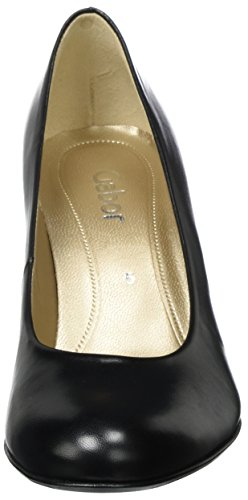 Gabor Shoes - Gabor Basic 05.210, Pumps da donna Black Leather