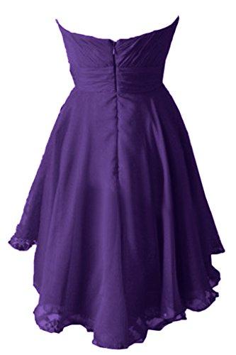 TOSKANA BRAUT - Robe - Cocktail - Femme Violet - Violet