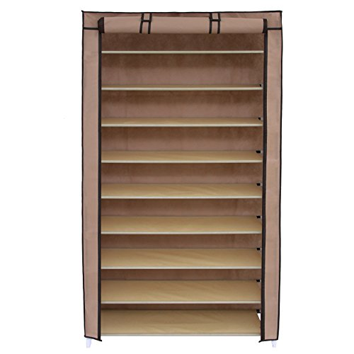 Shoe Storage Rack Cabinet: Amazon.co.uk
