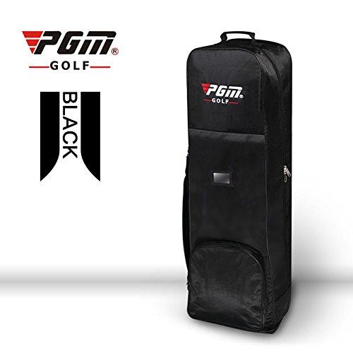 PGM Couverture de voyage sac de golf rembourrée avec roues