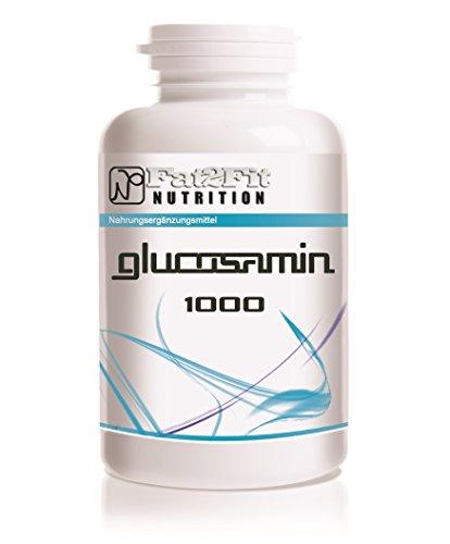 Glucosamin 1000mg - 360 Tabletten - Die preiswerte Alternative