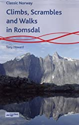 Climbs, Scrambles and Walks in Romsdal: Norway