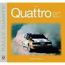 Audi Quattro (Rally Giants)