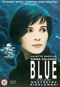 Three Colours: Blue [DVD] [1993]