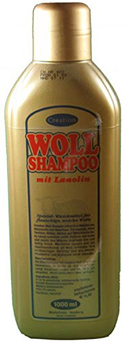 Wollshampoo, 1000 ml gold