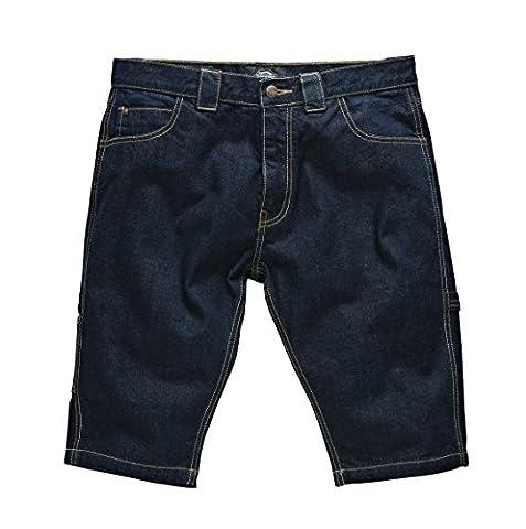 Dickies Men's Kentucky Short, Blue (Stone Wash), One size (Manufacturer