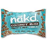 NAKD felicidad del coco 40g Sin Gluten (Pack de 6)
