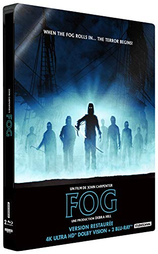 Image de Fog [4K Ultra HD + Blu-ray + Blu-ray bonus - Édition boîtier SteelBook]