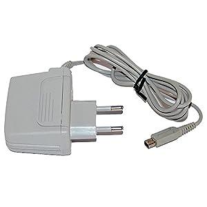 GiXa Technology Für DSi Ladegerät Ladekabel Netzteil Reiselader Netzkabel passend / geeignet fürNintendo DSi / NDSi / 3DS / 3DSi/ LL / XL