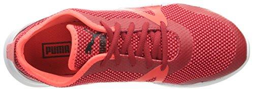 Puma Duplex Evo Ftur Minimal Wn's Toile Chaussure de Tennis Red Blast-Barbados Cherry