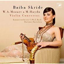 Mozart : Concerto Pour Violon K216 - Haydn : Concerto Pour Violon Perger 53...