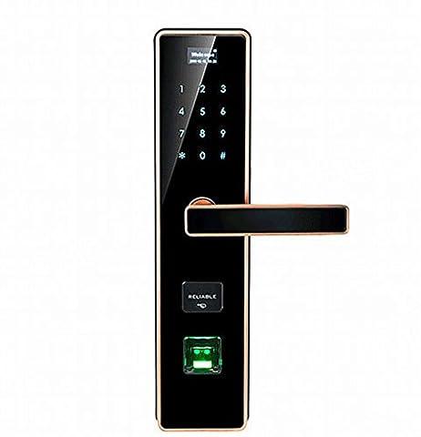 Serrure de Sécurité de Mobilier Verrouillage de Carte de Mot de Passe Électronique Peut Être Mis à Niveau Télécommande de Téléphone Portable Verrouillage Intelligent D