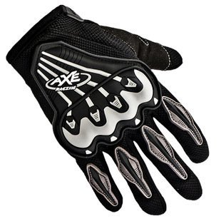 Leebo AXE Unisex Bike Riders Gloves, XL (Black)