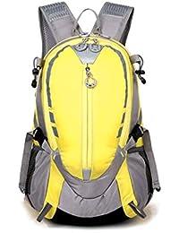 DMIZ Mochila de Escalada al Aire Libre Bolsa de Alpinismo de Viaje Impermeable para Caminatas,