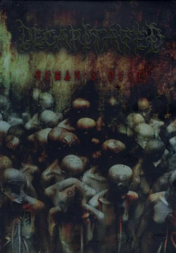 Decapitated - Human S Dust (metal Box)