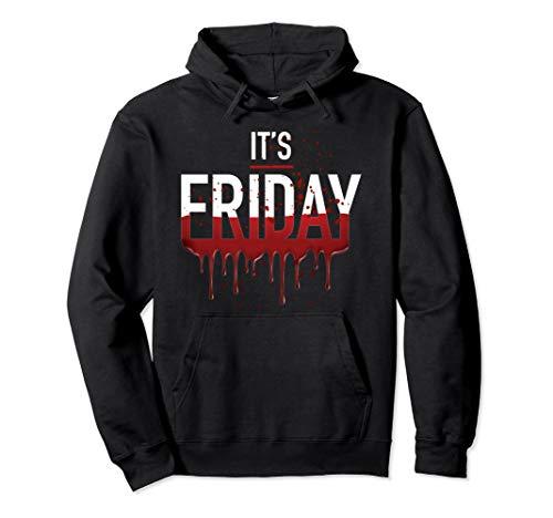 Für Mutter Tochter Und Ideen Kostüm - Es ist Freitag Horror Halloween Geschenke Kostüm Idee Pullover Hoodie