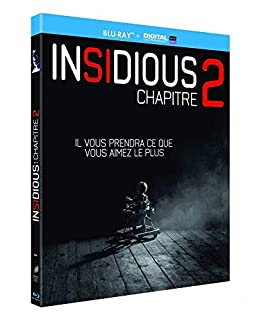 Insidious : Chapitre 2 [Blu-ray + Copie digitale] [Blu-ray + Copie digitale] (B00FKVZ3JW) | Amazon price tracker / tracking, Amazon price history charts, Amazon price watches, Amazon price drop alerts