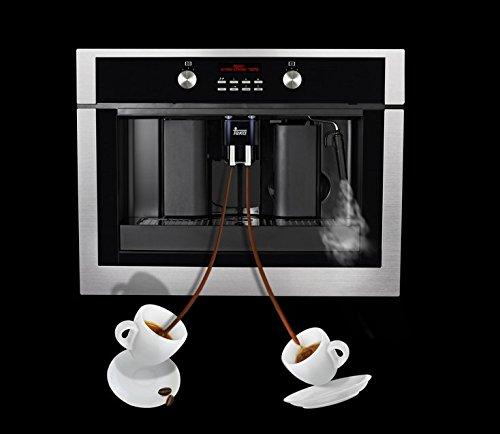 Teka-CML-45-Einbau-Kaffeemaschine-595-cmDampfdse-fr-Heiwasser-und-zum-MilchaufschumenKegelmahlwerk-13-stufig-einstellbar