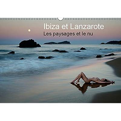 Ibiza et Lanzarote - Les paysages et le nu 2019: Photos erotique au bord de la mer