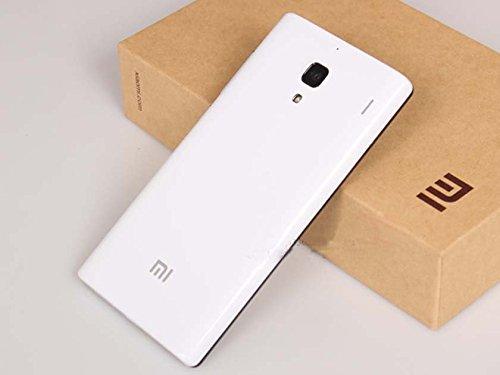 New Original Battery Door Housing Panel Back Door Battery Cover Back Replacement for Xiaomi Redmi 1S - White