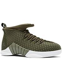 Mens Air Vrtx Gymnastics Shoes, Grey (Light Carbonanthracitesailb 005), 6 UK Nike
